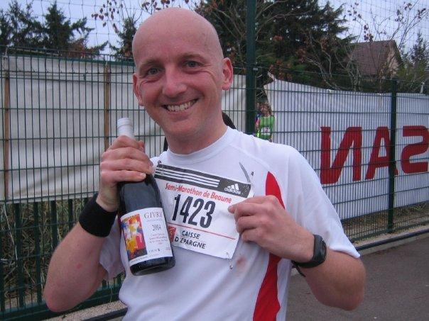 Beune half marathon